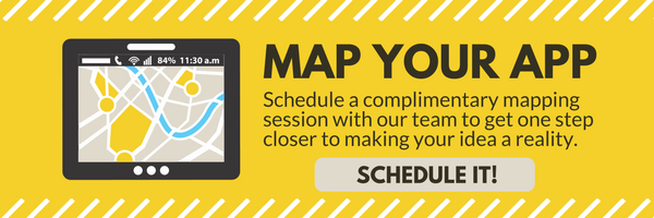 Map your app or software project
